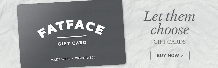 FatFace Gift Cards