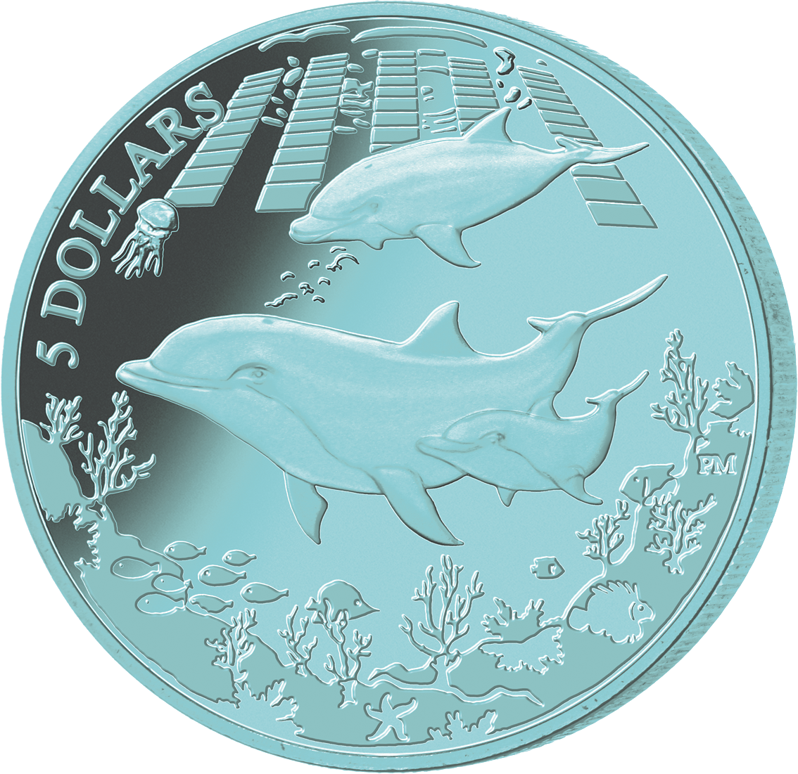 Titan Farbmünzen Mdm Deutsche Münze
