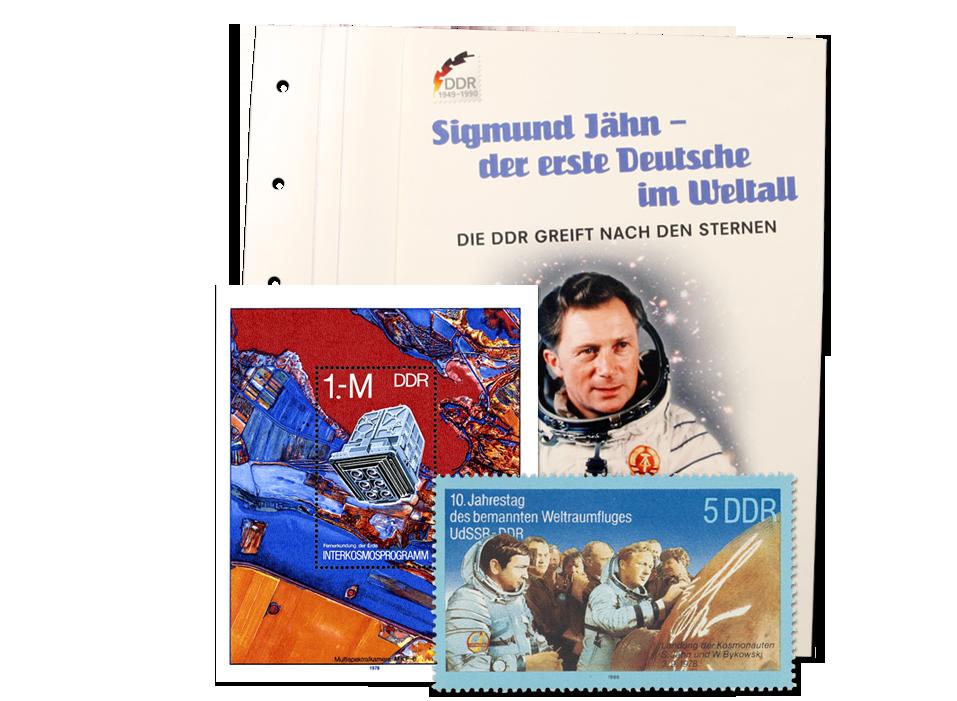 """Ihre zweite Lieferung """"Die DDR greift nach den Sternen"""""""