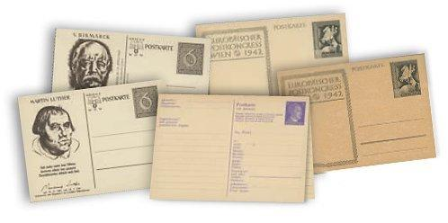 """Ihre zweite Lieferung der """"Propaganda""""-Karten"""