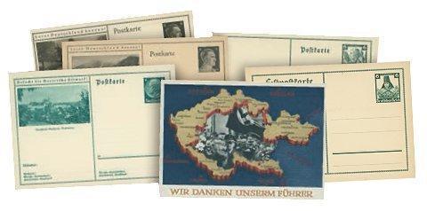 """Ihre dritte Lieferung der """"Propaganda""""-Karten"""