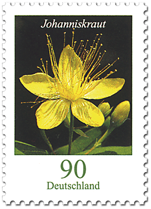 "Dauerserie ""Blumen"" Bocks-Johanniskraut"