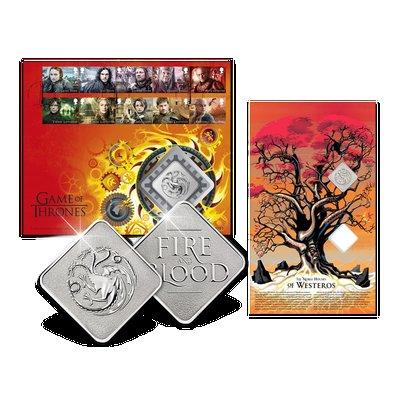 Medaillenbrief Haus Targaryen