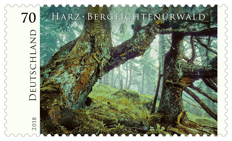 https://www.borek.de/briefmarkenserie-wildes-deutschland-harz-bergfichtenurwald