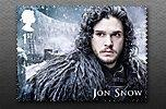 Die Game of Thrones Briefmarken