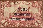 Rekordergebnis für Togo-Unikat