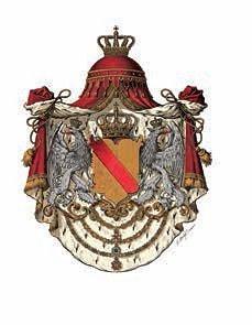 Wappen des Großherzogtums Baden im Deutschen Reich