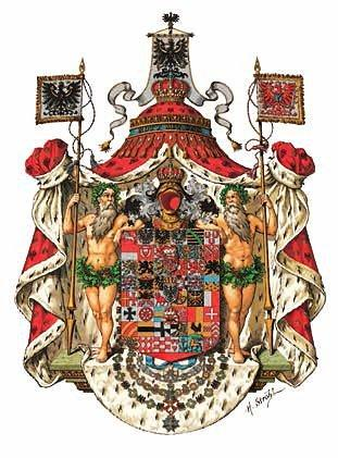 Großes Wappen des Königreichs Preußen