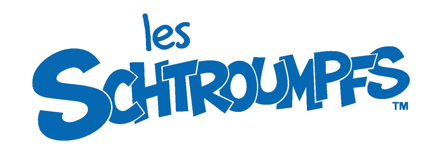 logo schtroumpf