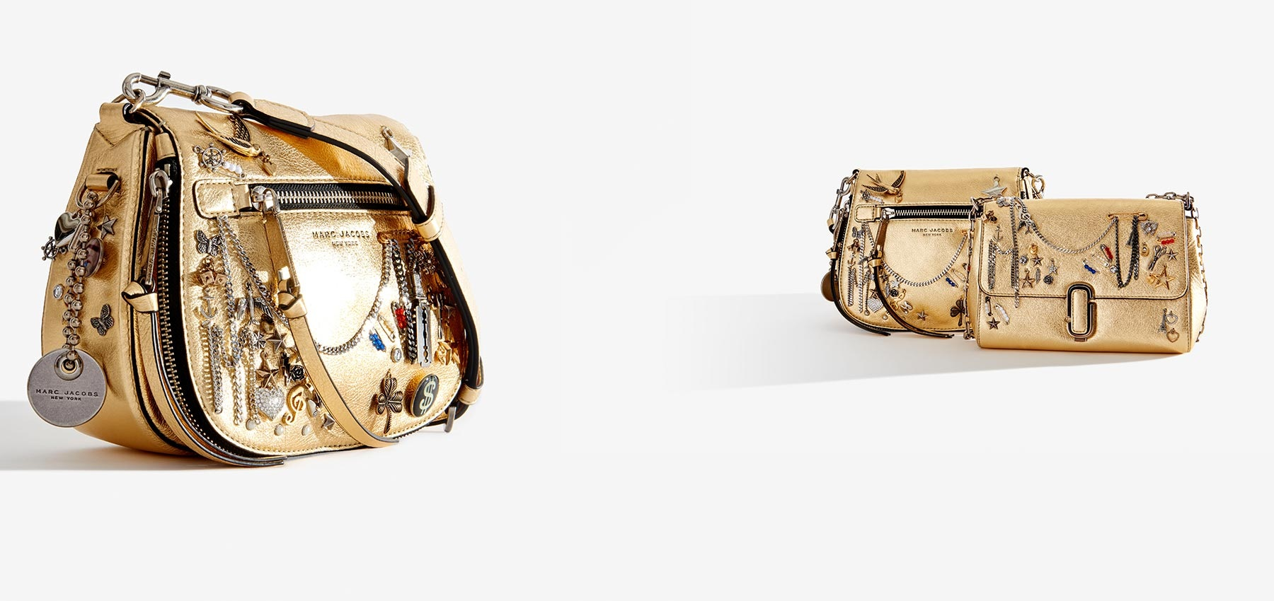 Charms and Trinkets Bag - Marc Jacobs