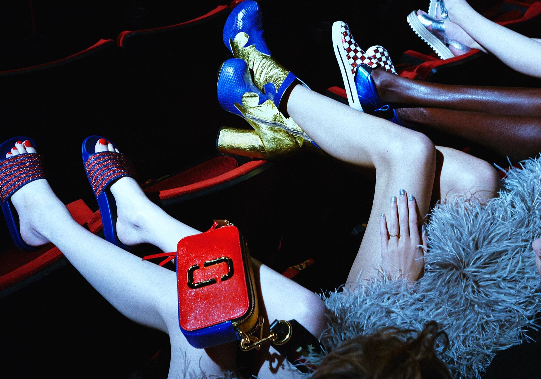 Sandals, Boots and Sneakers - Marc Jacobs