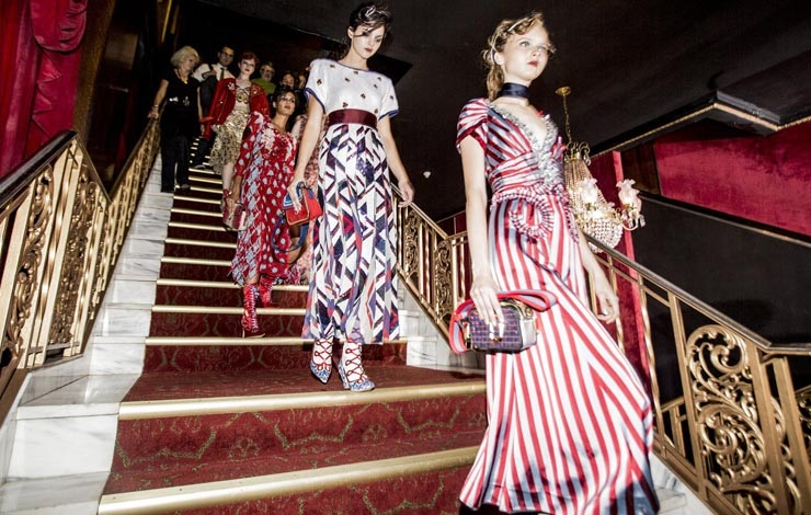 How to get Marc Jacobs's Spring Look