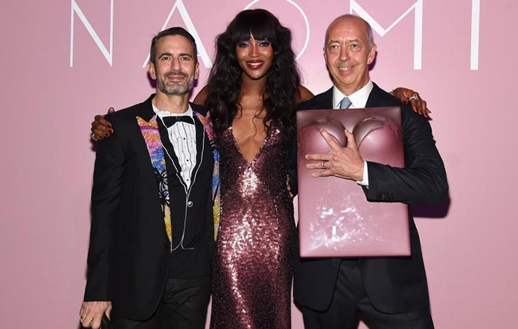Marc Jacobs and Taschen Celebrate Naomi