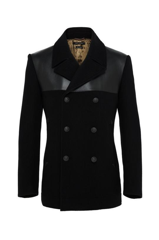 Corded Wool Jacket