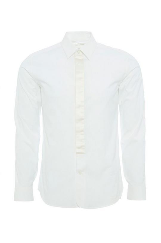 Comfort Poplin Long Sleeve Shirt