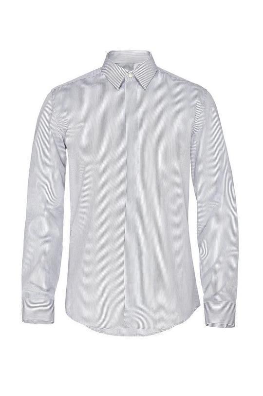 Jaspé Stripe Long Sleeve Shirt