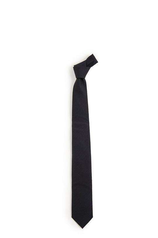 Slubby Silk Tie