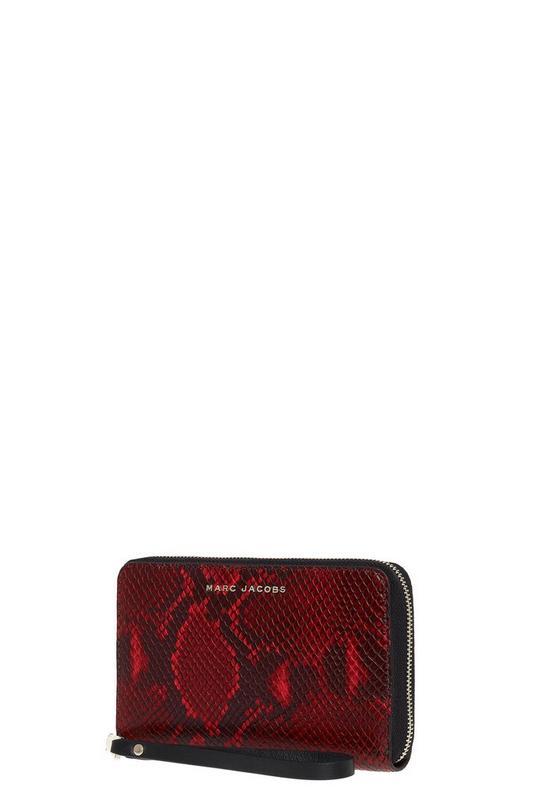 Snake Zip Phone Wristlet