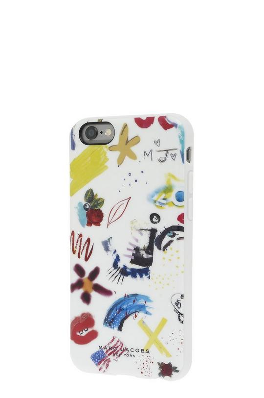 Collage Print iPhone Case