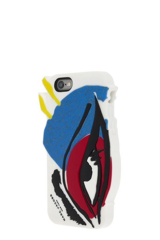Silicone Eyes iPhone Case