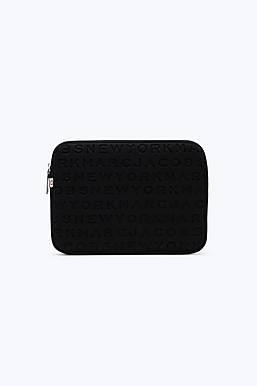 마크 제이콥스 로고 네오프렌 태블릿 케이스 블랙 Marc By Marc Jacobs Logo Neoprene Tablet Case
