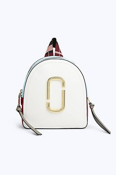 마크 제이콥스 Marc Jacobs Pack Shot Backpack,PORCELAIN MULTI