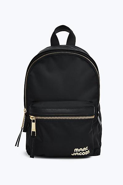 마크제이콥스 트랙팩 미디움 블랙 Marc By Marc Jacobs Trek Pack Medium Backpack,BLACK