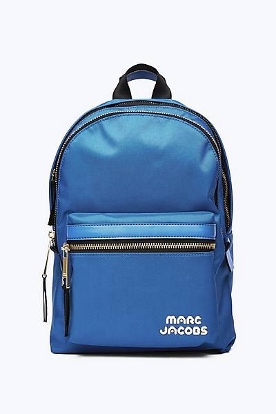 마크 제이콥스 Marc Jacobs Trek Pack Medium Backpack,DAZZLING BLUE