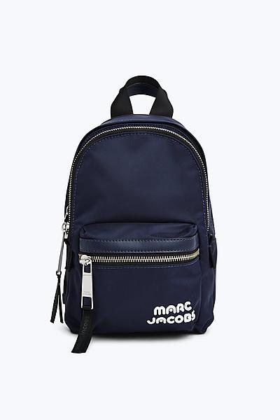 마크제이콥스 트랙팩 미니 미드나잇블루 Marc By Marc Jacobs Trek Pack Mini Backpack,MIDNIGHT BLUE