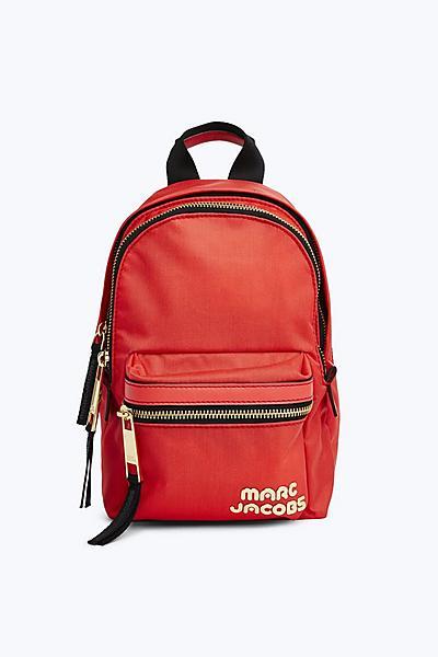 마크제이콥스 트랙팩 미니 레드 Marc By Marc Jacobs Trek Pack Mini Backpack,POPPY RED