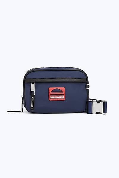 마크 바이 마크 제이콥스 Marc By Marc Jacobs Sport Belt Bag,BLUE SEA
