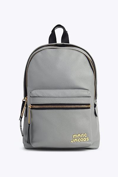 마크제이콥스 트랙팩 미디움 그리핀 Marc By Marc Jacobs Trek Pack Leather Medium Backpack,GRIFFIN
