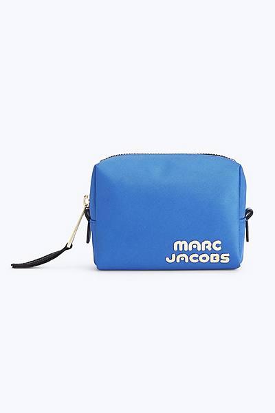마크 제이콥스 Marc Jacobs Trek Pack Cosmetics Pouch,DAZZLING BLUE