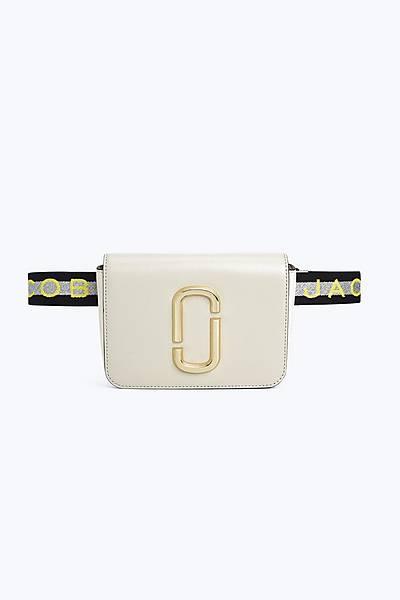 마크 바이 마크 제이콥스 Marc By Marc Jacobs Logo Strap Hip Shot Bag,DUST MULTI