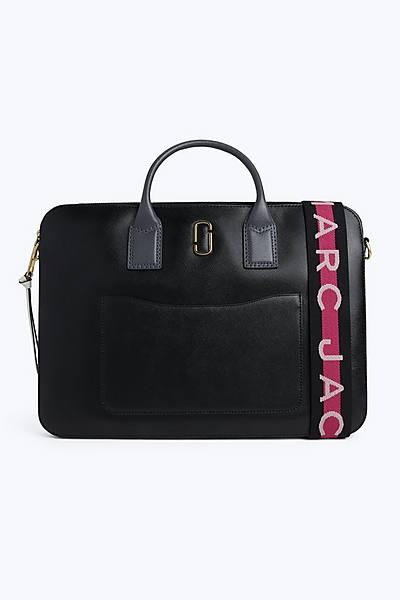 마크 제이콥스 스냅샷 커뮤터 15인치 랩탑 백 - 블랙 (맥북 전용 케이스, 파우치) Marc Jacobs Snapshot Commuter 15 Laptop Bag,BLACK MULTI