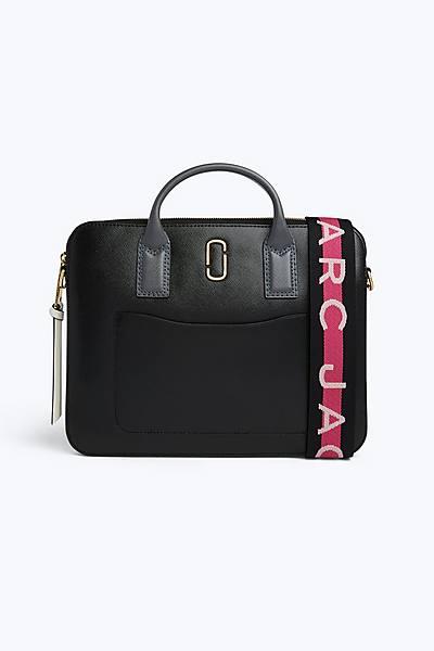 마크 제이콥스 스냅샷 커뮤터 13인치 랩탑 백 - 블랙 (아이패드, 맥북 전용 케이스, 파우치) Marc Jacobs Snapshot Commuter 13 Laptop Bag,BLACK MULTI