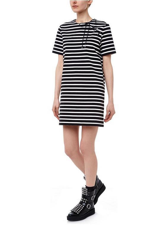 Jacquelyn Stripe Dress