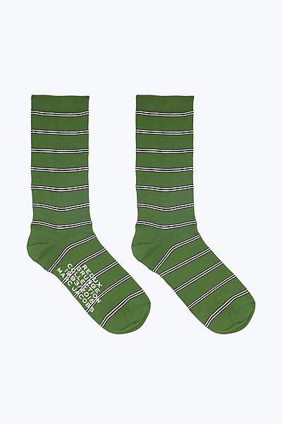 마크 바이 마크 제이콥스 리덕스 그런지 컬렉션 양말 Marc By Marc Jacobs Grunge Sock,GREEN MULTI