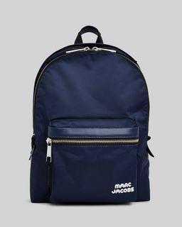 마크 바이 마크 제이콥스 Marc By Marc Jacobs Trek Pack Large Backpack,MIDNIGHT BLUE