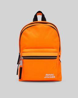 마크 바이 마크 제이콥스 Marc By Marc Jacobs Trek Pack Medium Backpack,BRIGHT ORANGE