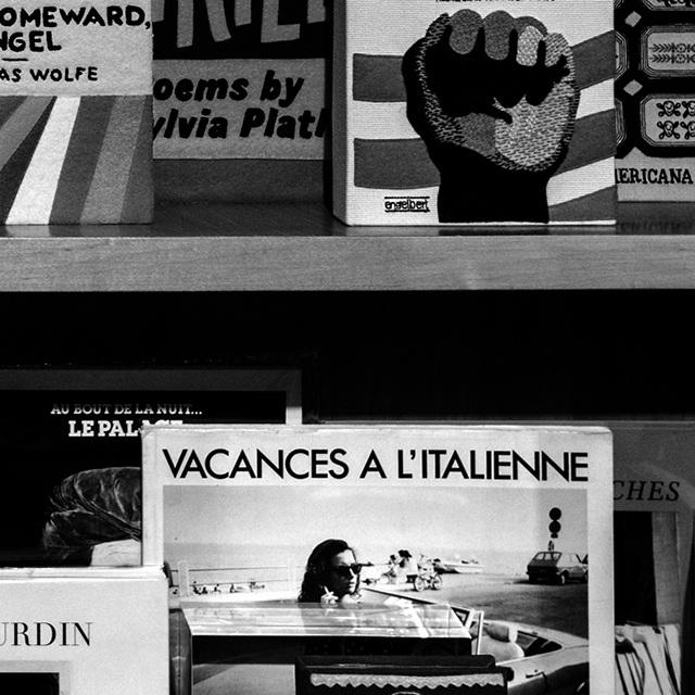 Bookmarc - Marc Jacobs