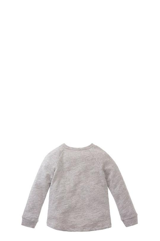 Fleece Embroidered Sweater