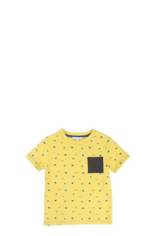Allover Printed Tee Shirt