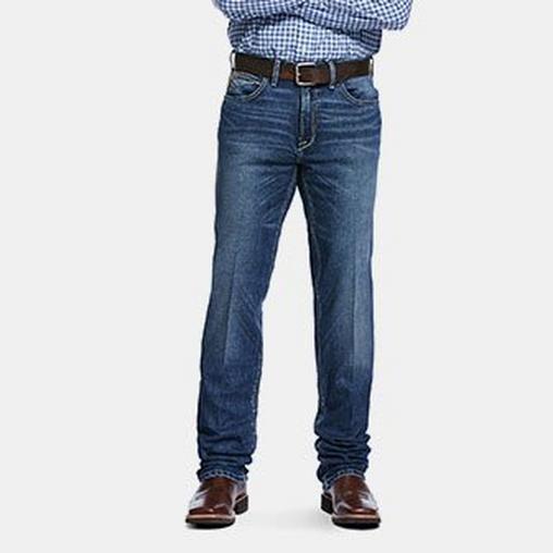 Men's Vintage Slim Denim