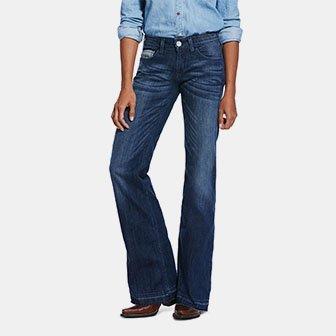 Women's Trouser Denim