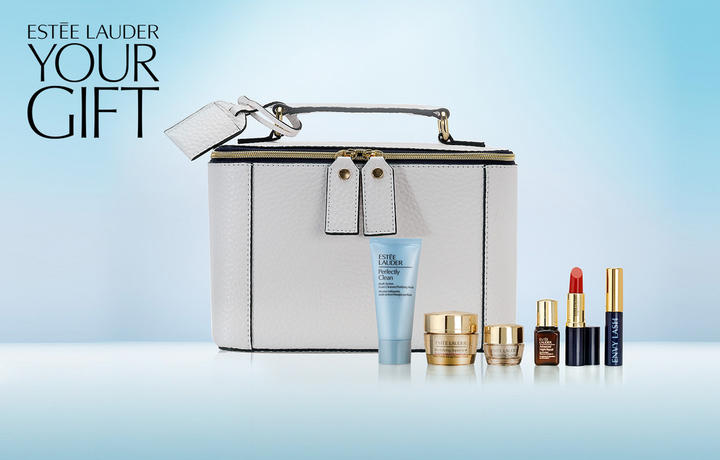 ESTÉE LAUDER<br> GIFT WITH PURCHASE