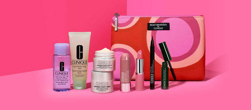 YOUR <br>CLINIQUE GIFT