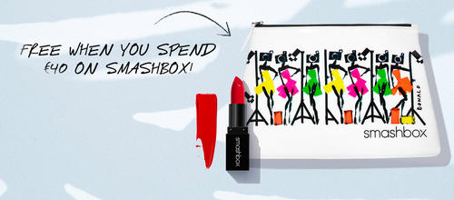 Your Treat From Smashbox