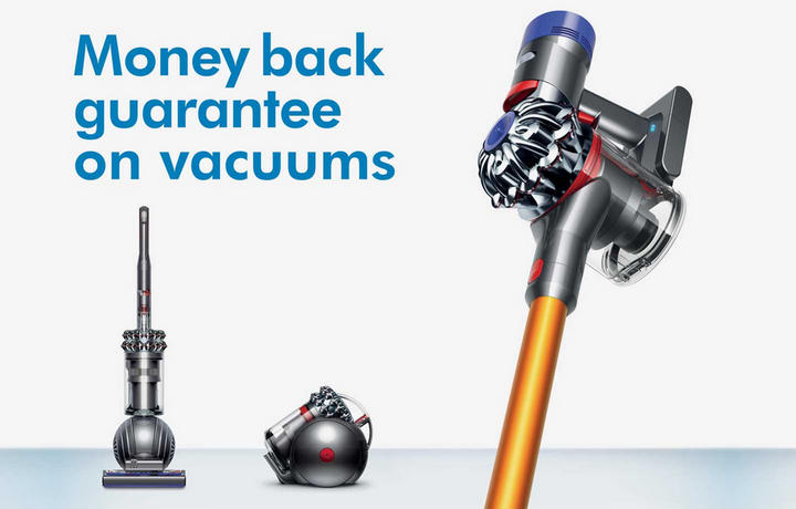 Dyson Money <br>Back Guarantee