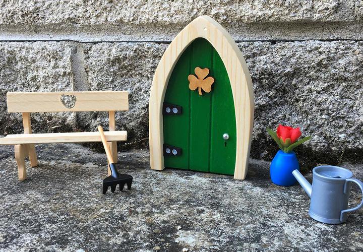 Irish fairy doors shop brands online in store at arnotts for The magic fairy door